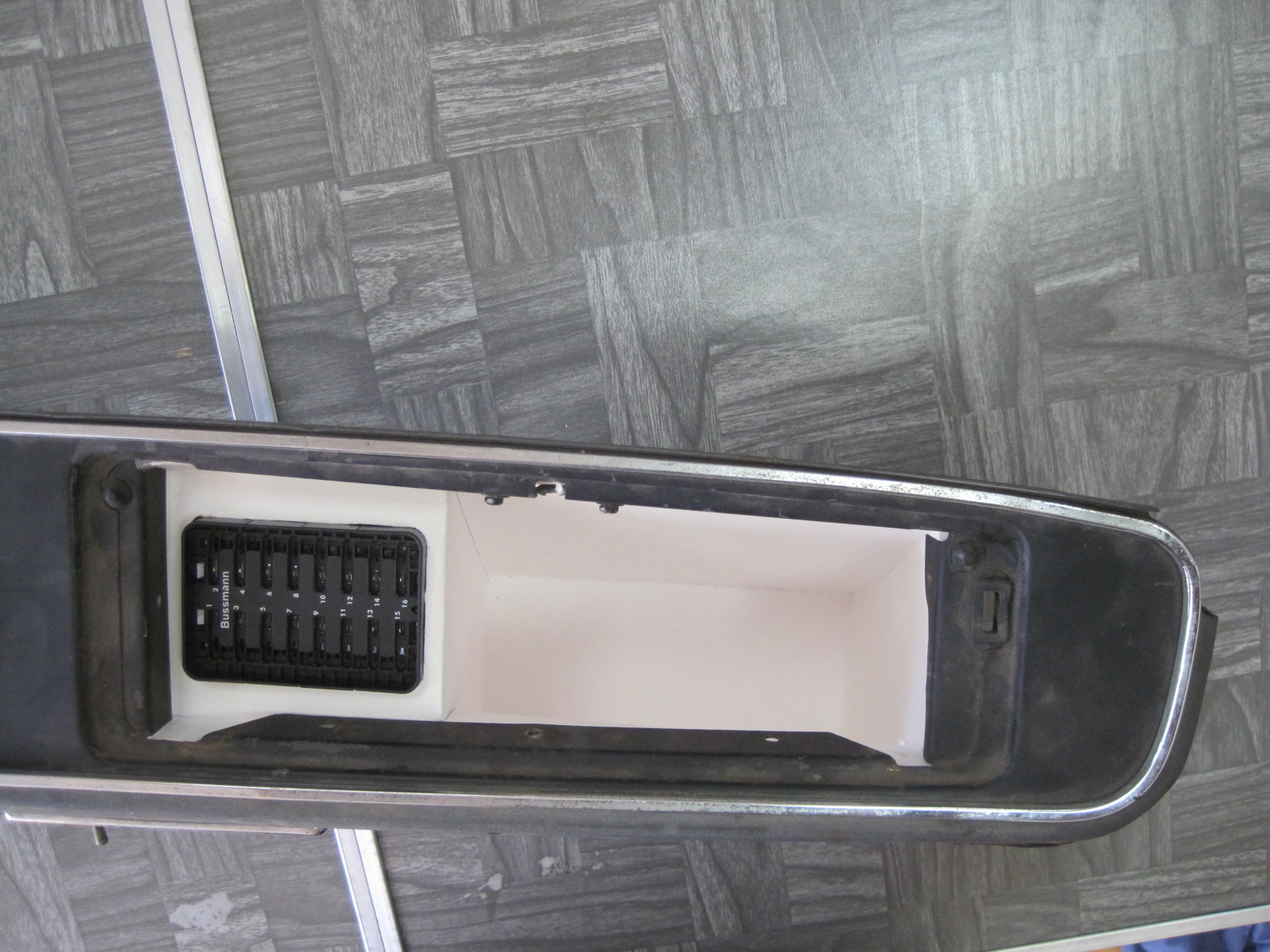 Low Window Fuse Box In Glove Datsun Roadster Forum Design I Finally Took Some Time And Tweaked The To Account For Angled Top Is Made From One Piece Folded Up